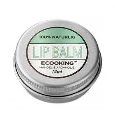 Ecooking Lip Balm Mint • 15ml.