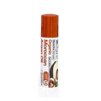 Lip Balm SPF 15 Argan oil moroccan