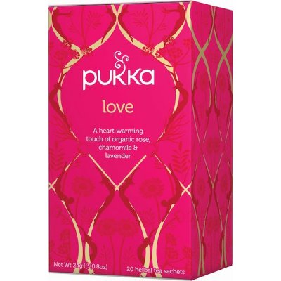 Pukka Love • 20 breve