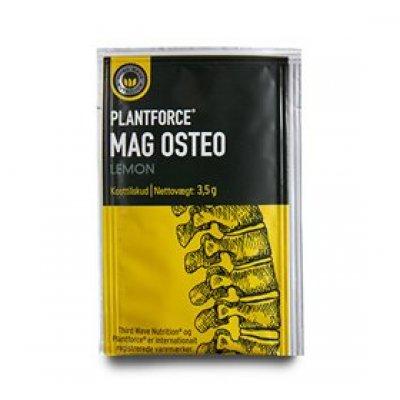 Plantforce Mag Osteo Lemon • 3g.