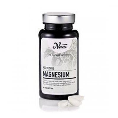 Nani Magnesium Food State • 60 tab.