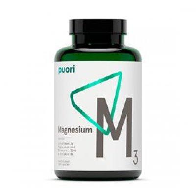 Puori Magnesium M3 • 180 kap.