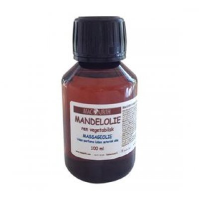 MacUrth Mandelolie • 100ml.