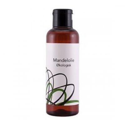 Fischer Pure Nature Mandelolie øko • 100ml.