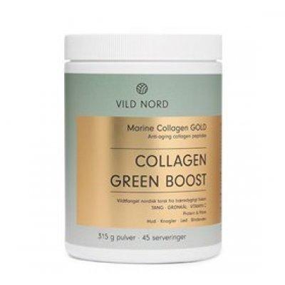 Vild Nord Marine Collagen GREEN BOOST • 315g.