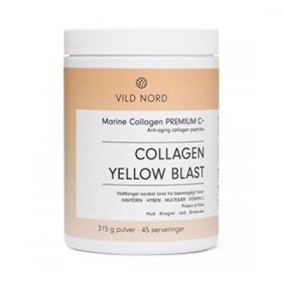 Vild Nord Marine Collagen YELLOW BLAST • 315g.