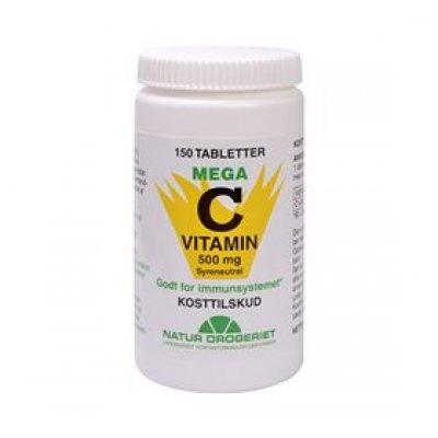 ND C-vitamin 500 mg