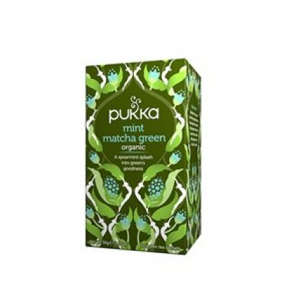 Pukka Mint Matcha Green te Ø • 20 br.