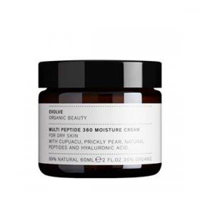 Evolve Moisture Cream Multi Peptide 360 • 60ml.