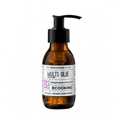 Ecooking Multi Olie • 100ml.