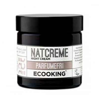 Ecooking Natcreme Parfumefri • 50ml.
