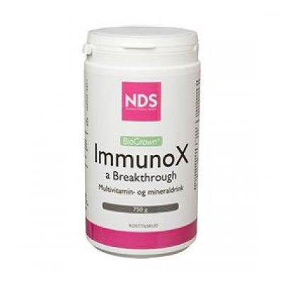 NDS ImmunoX a Breakthrough • 750g.