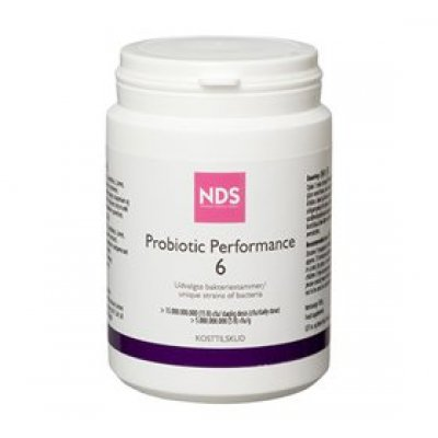 NDS Probiotic Performance 6 • 100g.