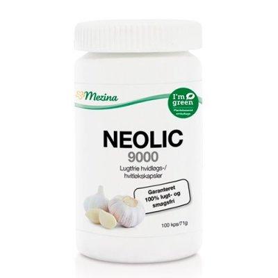 Mezina Neolic 9000 100 kaps.