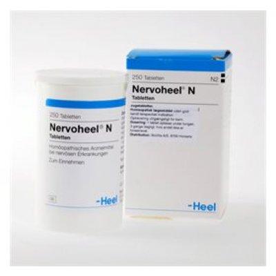Biovita Nervoheel • 250 tab.