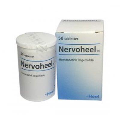Biovita Nervoheel • 50 tab.