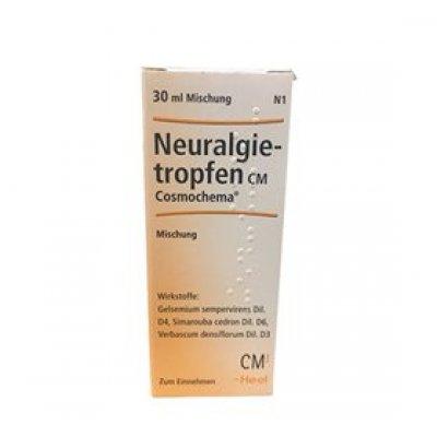 Biovita Neuralgiedråber • 30ml.