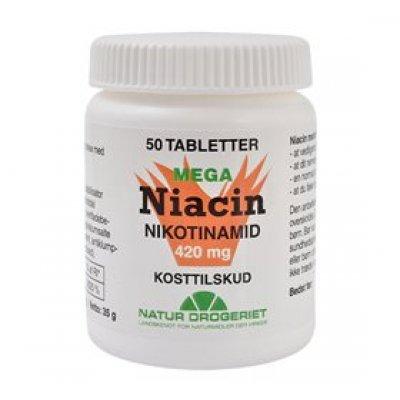 ND Niacin Nikotinamid Mega