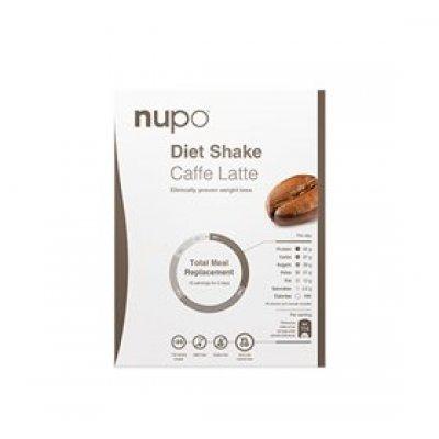 Nupo diet shake caffe latte • 384g.