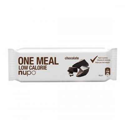 Nupo meal bar chokolade • 60g.