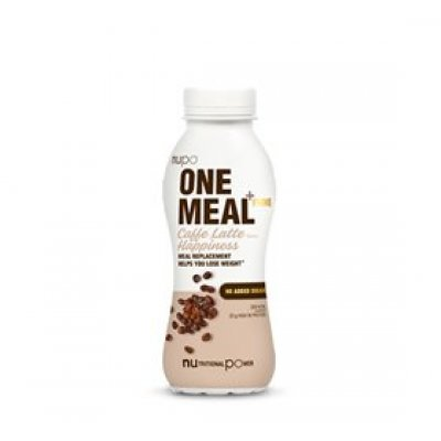 Nupo One Meal Caffe Latte Happiness • 330ml.