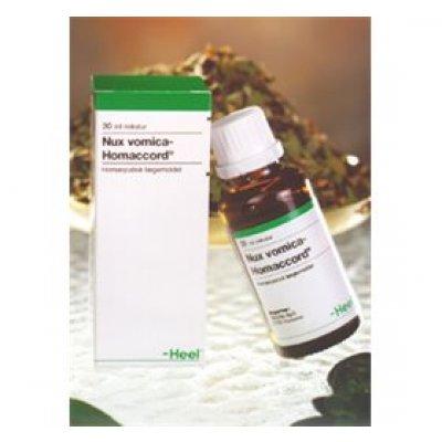 Biovita Nux vomica-homaccord • 30ml.