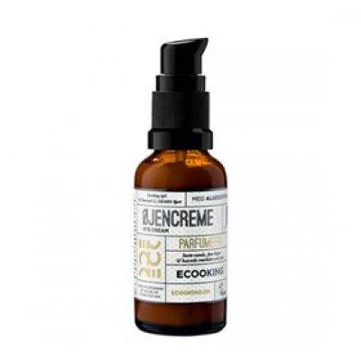 Ecooking  Øjencreme parfumefri • 30ml.