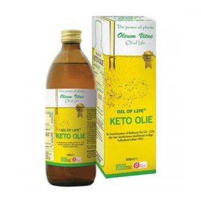 Oil of life Keto Olie Ø • 500ml.