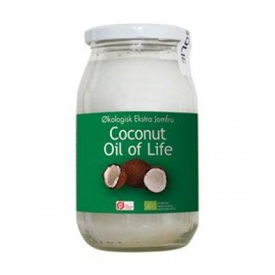 Oil Of Life Kokosolie Ø • 500ml.