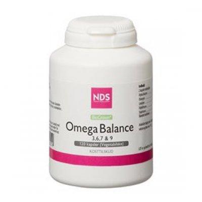 NDS Omega Balance 3 6 7 9 • 120 tab.