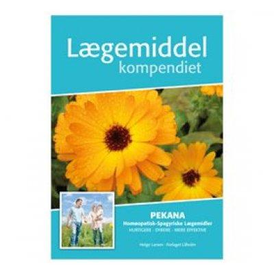 Pekana homøopatiske lægemidler bog Forfatter: Helge Larsen