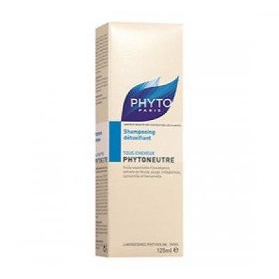 Phyto Phytoneutre shampoo alle hårtyper • 125ml.
