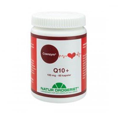 ND Q10+ 100 mg • 60 kap.
