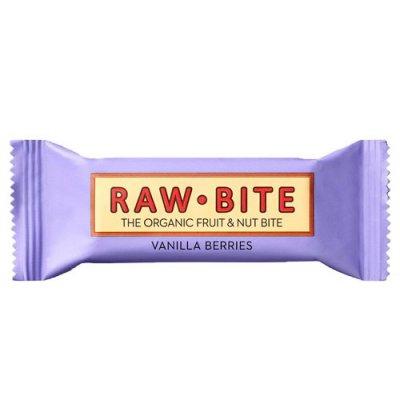 Rawbite Vanilla Berries Ø • 50g.