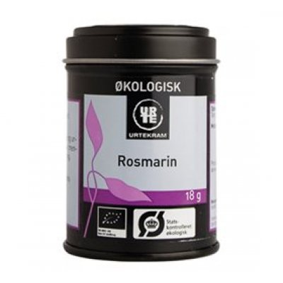 Urtekram Rosmarin Ø • 18g.