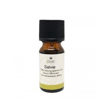 Fisher Pure Nature Salvieolie æterisk • 10ml.