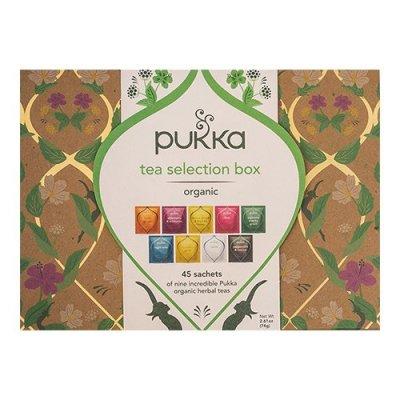 Pukka Selection te Box guld Ø • 45 br.