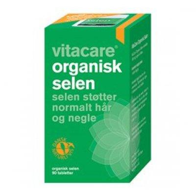 VitaCare Selen organisk • 90 tab.