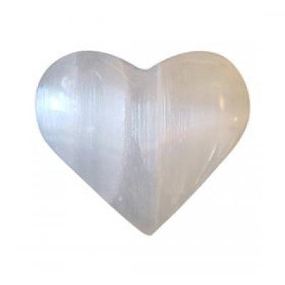 NatureSource Selenit hjerte • 1 stk.