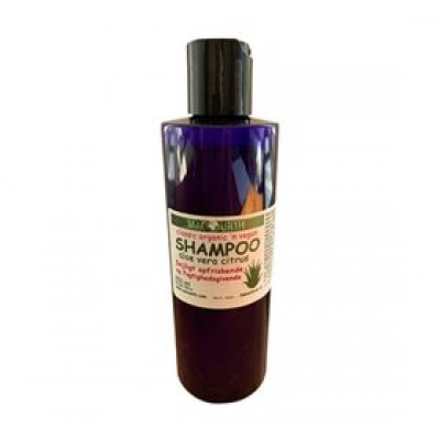MacUrth Shampoo Aloe Vera Citrus • 250ml.