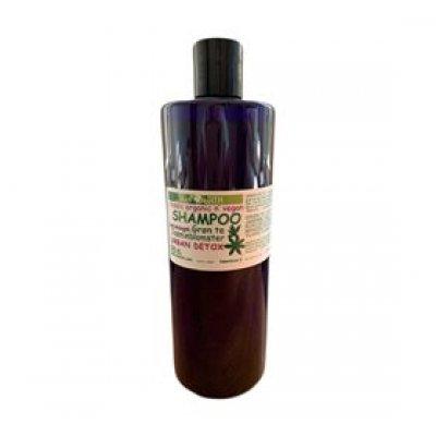MacUrth Shampoo m/ Grøn te Jasminblomst • 500ml.