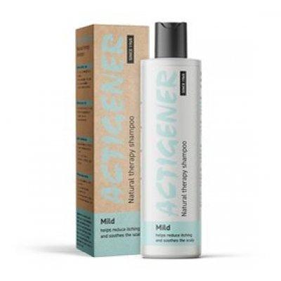Actigener Shampoo Mild - Til normalt og tørt hår • 250ml.