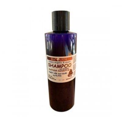 MacUrth Shampoo Sandeltræ til Blødhed og Glans • 250ml.