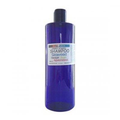 MacUrth Shampoo Seaweed m. argan & appelsinblomst • 500ml.