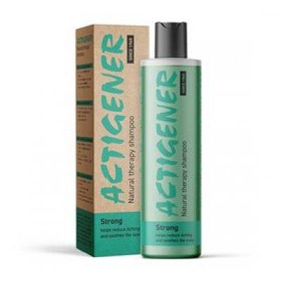 Actigener Shampoo Strong - Til normalt og fedtet hår • 250ml.