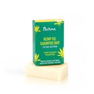 OBS Shampoobar Hemp Oil • 100g.