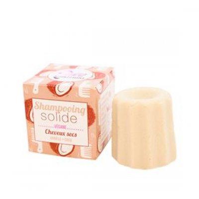 OBS Shampoobar til tørt hår kokos og vanille • 55g.