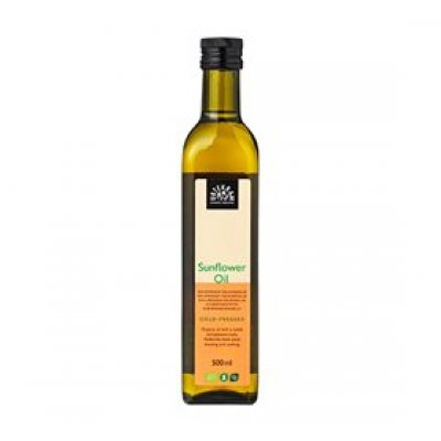 Midsona Solsikkeolie Italien Ø • 500ml.