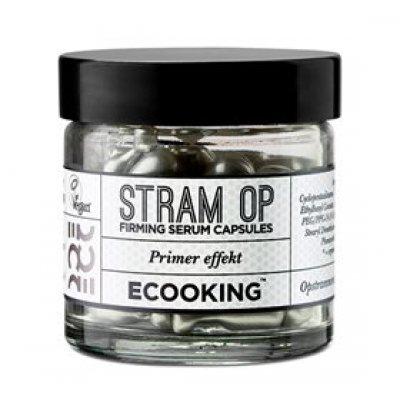 Ecooking Stram op serum i kapsler • 60 kap.