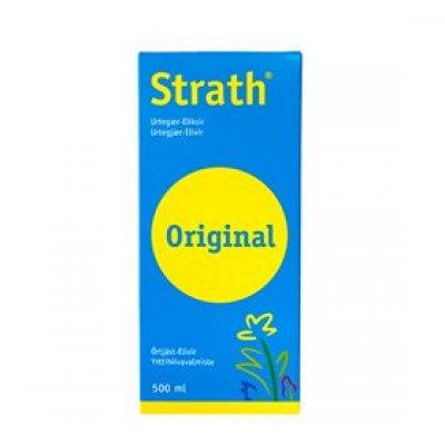 Midsona Strath Urtegær Eliksir • 500 ml.